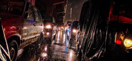 Rain Cars
